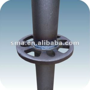 Hot DIP Galvanized Ringlock Scaffold for High Building pictures & photos