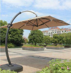 Outdoor Waterproof Foldable Sunshade Garden Parasol Umbrella pictures & photos