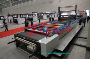 Printing Machine for Polyester Fabric pictures & photos