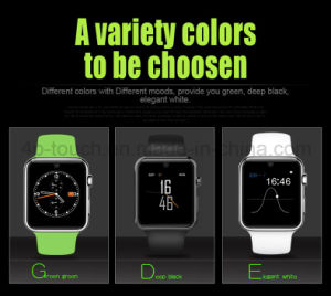 Bluetooth Smart Watch Phone with SIM Card Slot DM09 pictures & photos