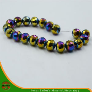 12mm Crystal Bead, Button Pearl Glass Beads Accessories (HAG-13#) pictures & photos