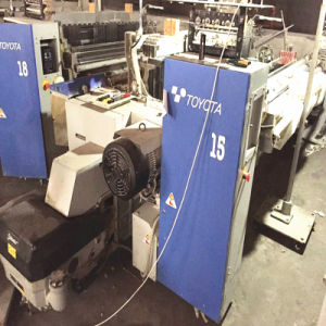 Used Toyota 600 Air Jet Loom, Dobby Loom pictures & photos