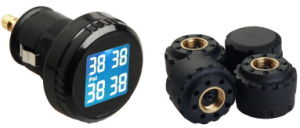 TPMS for Car Tire Pressure Monitoring pictures & photos