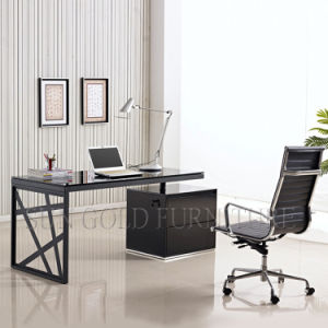 Office Supplies Wholesale Modern Wood Computer Table Dimensions (SZ-OD801) pictures & photos