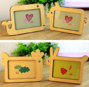 Laser Craving Wooden Picture Frames pictures & photos