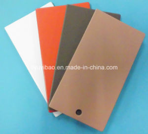 Rubber Sheet with Various Colors