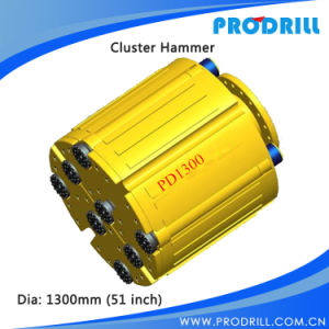 Pd1300 Super Jumbo Cluster Hammer with Best Price pictures & photos