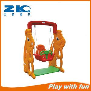 Rabbit Preschool Kids Kindergarten Plastic Swing Toys for Sale pictures & photos