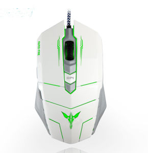 Computer Game Mouse with Fahion Light pictures & photos