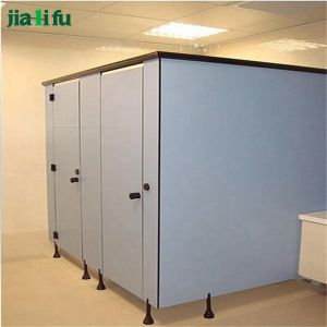 Jialifu Public Solid Phenolic Toilet Cubicle Partitioning pictures & photos