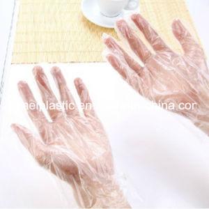 L Size New Material Plastic Kitchen PE Glove