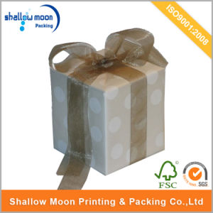 OEM Luxury Gift Box Ribbon Closure Paper Box Wholesale (AZ122533) pictures & photos