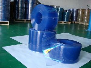 PVC Strip Door Transparent Flexible Anti-Instatic Plastic Strip Curtain pictures & photos