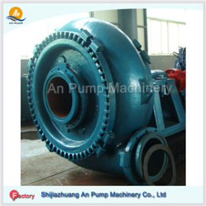 River and Lake Dredging Pump Sand Suction Pumps pictures & photos