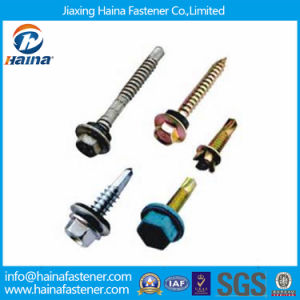 Hex Head Self Tapping Roofing Screw with EPDM Washer pictures & photos
