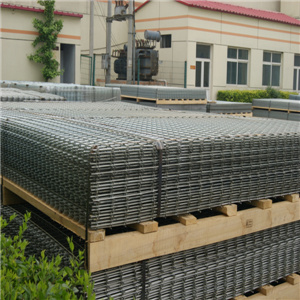 Reinforced Welded Wire Mesh Panel / Wire Mesh Panel Yaqi Supply pictures & photos