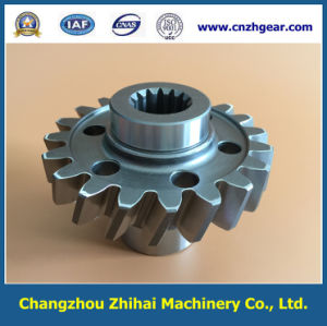 Internal Spline Gear for Gearbox pictures & photos