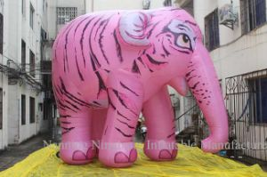 Giant Inflatable Cartoon Animal Elephant for Outdoor pictures & photos
