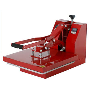Fy-003 Manual Heat Press for Flat Transfer pictures & photos