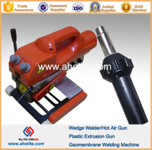 Plastic Overlap Hot Wedge Welder Hot Gun pictures & photos