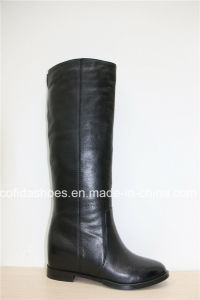 16fw New Arrival Simple Style Ladies Boots pictures & photos