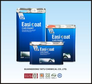Easicoat Extra Fast Clear Coat for Car Refinish with Good Gloss Most Cost Performance pictures & photos
