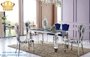 Living Room Furniture, Glass Table pictures & photos