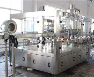 Automatic Monoblock Carbonated Drink Filling Machine pictures & photos