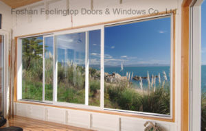 Adjustable Aluminum Profile Glass Shutter Window (FT-W80) pictures & photos