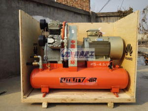 Diesel Mining Piston Air Compressor 35kw HS4.5/6c pictures & photos