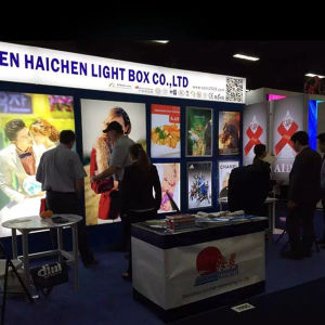 LED Panel Picture Frame LED Display Frame Standard Size LED Light Box pictures & photos