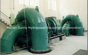 Francis Hydro (Water) -Turbine Hl120 Medium Head (34-205 Meter) /Hydropower/ Hydroturbine pictures & photos
