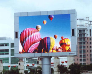 P16 Full Color City Light Display with High Brightness pictures & photos