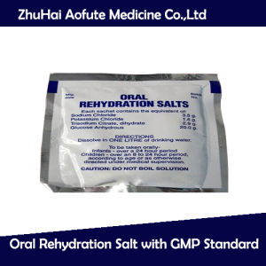 Oral Rehydration Salt with GMP Standard pictures & photos