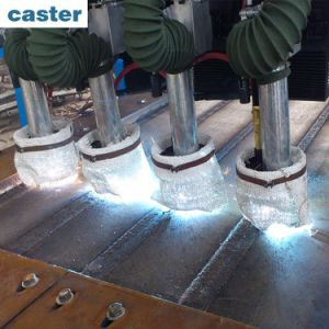 Open Arc Welding CRC Overlay Abrasion Resistant Steel Plate pictures & photos