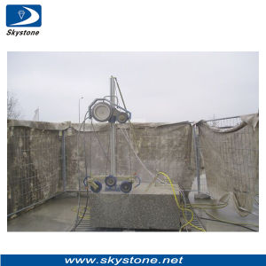 Diamond Wire Saw for Cutting Reinforced Concrete, Wire Sawing pictures & photos