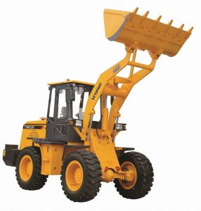 2ton Mini Loader with 1.0cbm Bucket Capacity for Sale pictures & photos