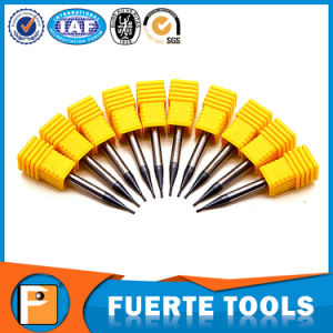 Solid Tungsten Carbide Spiral Cutting Bit pictures & photos