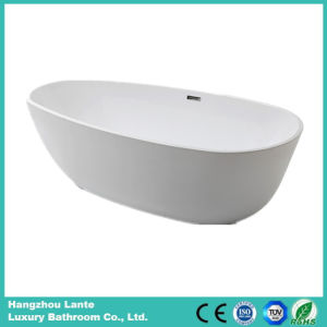 Hot Selling Seamless Fiber Glass Bathtub (LT-23D) pictures & photos
