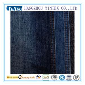 """56""""Blue 99.2 % Cotton+ 0.8% Spandex Denim Fabric for Dress pictures & photos"""