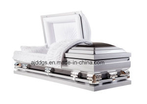 Silver and Black Casket (Oversize) pictures & photos