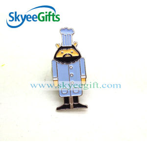 Hot Fashion Can Be Customized Hardware Badges pictures & photos