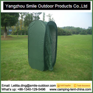 Portable Pop up Camping Beach Toilet Shower Changing Room Tent pictures & photos