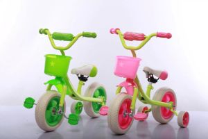 2016 Small Cute EVA Three Wheels Tricycle Trike pictures & photos
