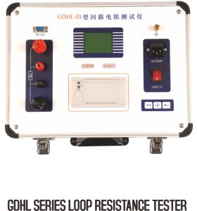 Gdhl Series Contact Resistance Tester for Circuit Breaker pictures & photos