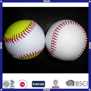 "Customized Color High Quality 9"" PVC Baseball pictures & photos"