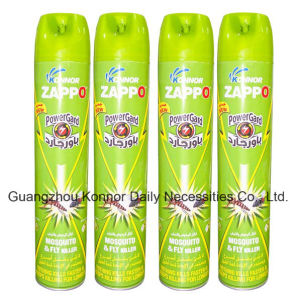 High Quality Water-Base Aerosol Insecticide Insect Killer Spray pictures & photos