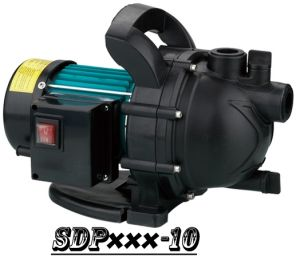 (SDP600-10) 600W Irrigation System High Pressure Water Pump