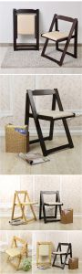 Outdoor Folded Chair Garden Chair (M-X1062) pictures & photos