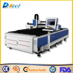 China CNC Metal Processing Fiber Laser Cutter Machine 1000W Ce/FDA pictures & photos
